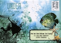 AAAMA: Ocean Themed Mail Art Swap
