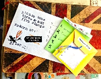 Send Stamp Bags