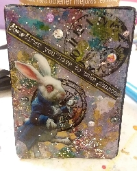 Rabbit ATC inside and out