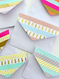 Handmade Envelopes - Newbies welcome