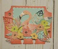 Flamingos! Memorydex card