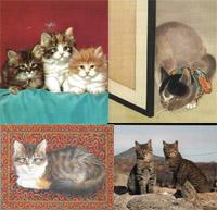 Cat Lovers Postcard Swap