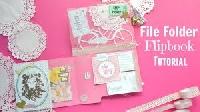 YTPC:  File Folder Flip Book