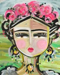 HD/HP Frida Kahlo ATC USA