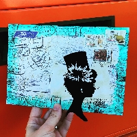 IS: Another crazy stamping swap ~ INT