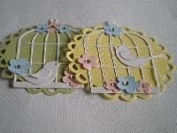 Handmade Embellishment Swap