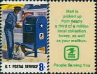 WIYM: Postage-stamp themed happy mail