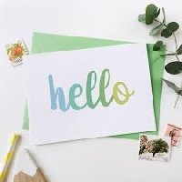 Note Card Pen Pals - International - Newbies OK