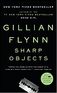 BLC: BOMC Sharp Objects by Gillian Flynn