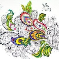 ESG:  Adult Coloring Page - Your choice