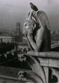 Gargoyle on a Postcard