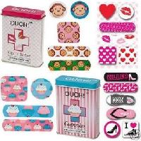 Cute Band-aid Swap