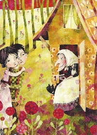 BLC: Children's Book Illustration Postcards #38