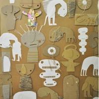 Cardboard Bestiary
