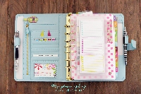 How to start a planner Pinterest swap
