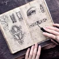 Travelling Sketchbook - Round 2