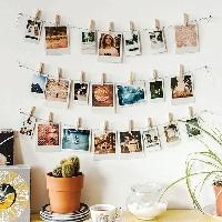 Polaroid-Style Photo Swap (Pet Photos!)