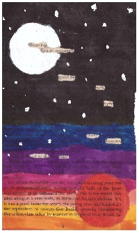 Blackout Poetry Swap- Newbie Friendly