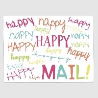 WIYM: Happy Flat Mail- July- Intl