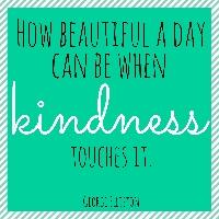 CALG;Random Act of Kindness