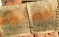 YTPC:  Stamping/Painting Tea Bags