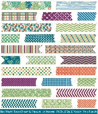 Mega Washi Tape Int'l