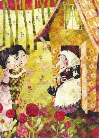 BLC: Children's Book Illustration Postcards #40