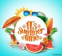 Summery Postcard Swap USA #4