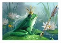 MMPC - Frog Wearing a Crown Skinny