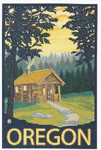 Lantern Press Postcard Swap-US