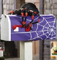 Stuff the Mailbox- Halloween Edition