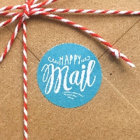 Happy Mail International!