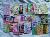Deco Book & Labels #2