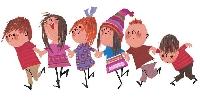 Children's Book Illustration Postcards #42