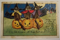Halloween Postcard #3