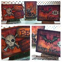 EASU: Halloween Art Swap