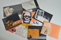 Mail Art & Halloween Card Swap - USA only