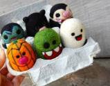 Cute and Spooky Food Stuffie