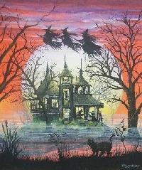 Halloween Card Swap #3