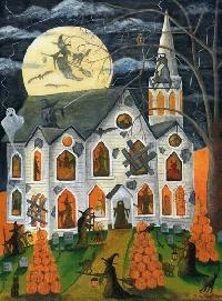Halloween Card Swap #8