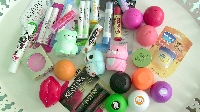 Lip Balms Galore!