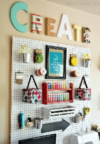 Insta - Your way of storing your craft supplies