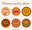 Thanksgiving Sticker Fun!!