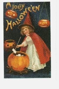 PH: Halloween Themed Scavenger Hunt