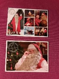 Christmas card Advent calendar #3