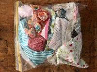 Scrap Fabric Exchange #3