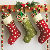 FS: Flat stocking stuffer