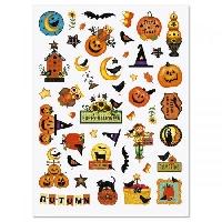 I love HALLOWEEN stickers! Swap (USA)