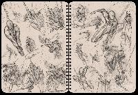 Travelling Sketchbook - Round 4
