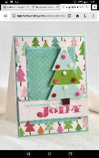 Advent Christmas Card Calendar! 🎄 Part 2